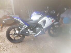 Wk bikes 125cc 2013 model