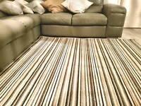 Wool Berber loop rug (new)