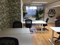 Creative Desk Space In Brighton