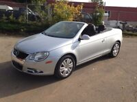 2008 Volkswagen Eos HARD TOP CONVERTIBLE - CERTIFIED & E-TESTED
