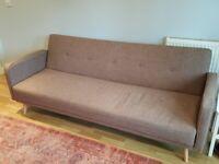 Large sofa beds