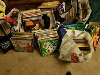 """Huge Record Collection 12"""" vinyl"""