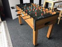 Football Table (4ft, Jaques, Wooden Frame)