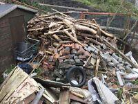 Free fire wood for wood burners