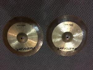 Masterwork Cymbales de Hi-hat 15 Sebbar series