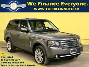 2011 Land Rover Range Rover Supercharged, Fully Loaded, Only 63K
