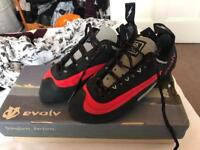 Ladies brand new climbing shoes
