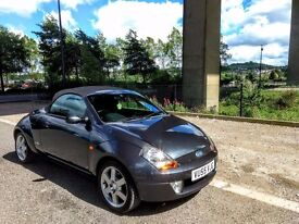 Lovely Summer convertible and very well maintained with long M.O.T and new clutch!