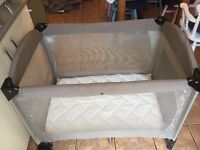 Travel Cot from Mothercare