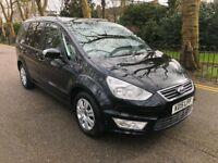 2015(15) FORD GALAXY 2.0TDCI AUTO PCO 7 SEATER low miles (UBER) READY Not TOYOTA PRIUS OR VW SHARAN