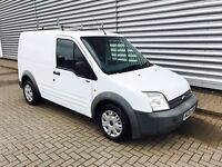 Ford transit connect 1.8 tdci in excellent condition full service history long mot till December