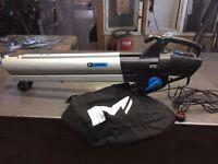Mac Allister MBV 2800W Electric Garden Leaf Blow Vacuum