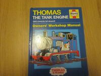 EASTER GIFT Thomas the Tank HAYNES manual and large story books