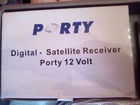 Portable Satellite System - Camper / Caravan