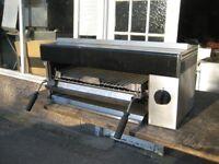 Falcon Salamander grill LPG gas refurbished catering equipment.