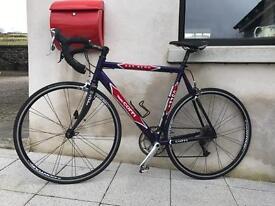 55cm Fausto Coppi San Remo Road Bike