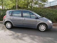 2008 Renault Scenic 1.6 VVT Dynamic – 1 OWNER, FULL YEAR MOT, SUPER VALUE