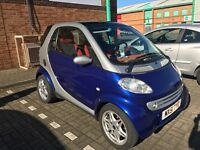 Stunning Top of the Range Smart Car with very low milage.