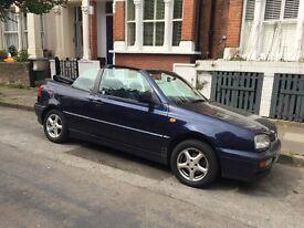 Golf Cabriolet Mk3 1997