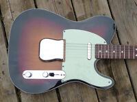 Fender Squier Classic Vibe 62 Custom Telecaster.