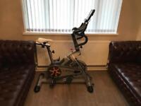 Spin bike bh fitness spada indoor racing bike