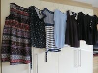 Maternity tops - size 14