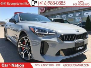 2018 Kia Stinger GT | $289 BI-WEEKLY | 2 TO CHOOSE FROM |