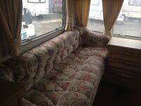 Two berth caravan for sale vgc with extras reduced for quick sale as needing space for new van