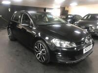 | Volkswagen Golf 1.6 TDI SE Hatchback 5dr (start/stop) **SAT NAV** FULL SERVICE HISTORY**