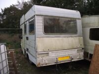 Ford Transit Motorhome - only 45000 miles - needs work/project