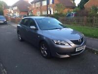 Mazda 3 Ts2/Excellent drive/ 1.6 Petrol/ £1080
