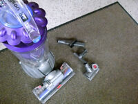 DYSON DC41 VACUME CLEANER COST £399 IN NOVEMBER USED ONCE