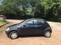 Ford ka 1.3 duratec 54 reg mot January 2017 CD player low insurance 48+ mpg