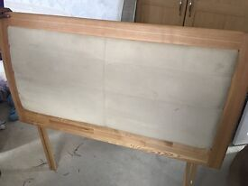 Headboard for sale - Collection Only