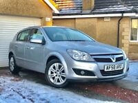 2008 '58' Vauxhall Astra 1.9 CDTI 120 Design Automatic