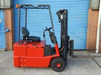 Linde E14 Electric Fork Lift Truck