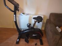 For sale is my Rebook Z49 Exercise Bike. Bought brand new and only used once.