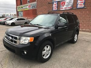 2010 Ford Escape XLT/4X4/SAFETY/WARRANTY INCLUDED