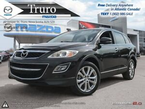 2011 Mazda CX-9 $65/WK TAX IN! 7 PASSENGER! BOSE! LEATHER! AWD!