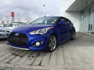 2013 Hyundai Veloster Turbo *LEATHER, ROOF, 2 SETS OF TIRES*