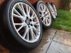 "Volvo S60 / V70 17""Orpheus Alloy Wheels"