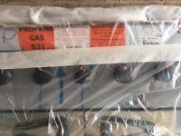 Lincat SLR9/P 6 Burner Propane Gas Oven Range Cooker - £1250 NEW