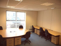 8 DESK OFFICE SPACE to Rent - Whitehills Business Park