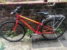 Child's Beinn 24 isla bike red