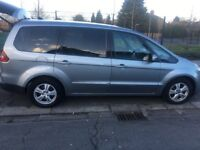 Ford galaxy 2010 manual with PCO