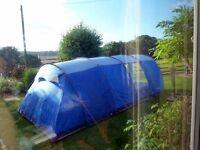Vango Anteus 6 man tent.