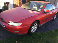 Breaking Rare 406 V6 with only 85,000 miles - Starts and Drives - brembo brakes - Whole car £495