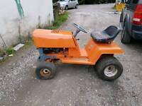 Ride on mower tractor lawnmower go kart quad project