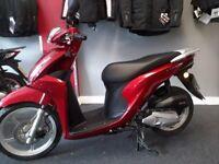 HONDA VISION 125cc !!!!! Almost New!!!Great Price!!!