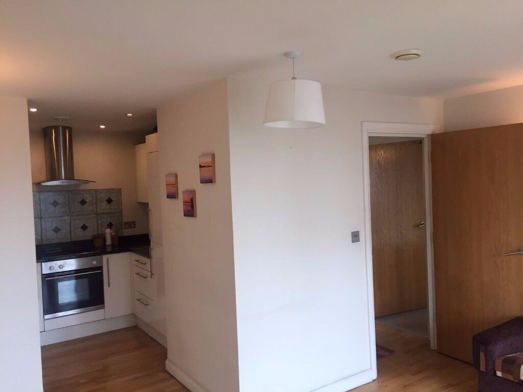 Luxurious 1 Bed apartment in Icon building